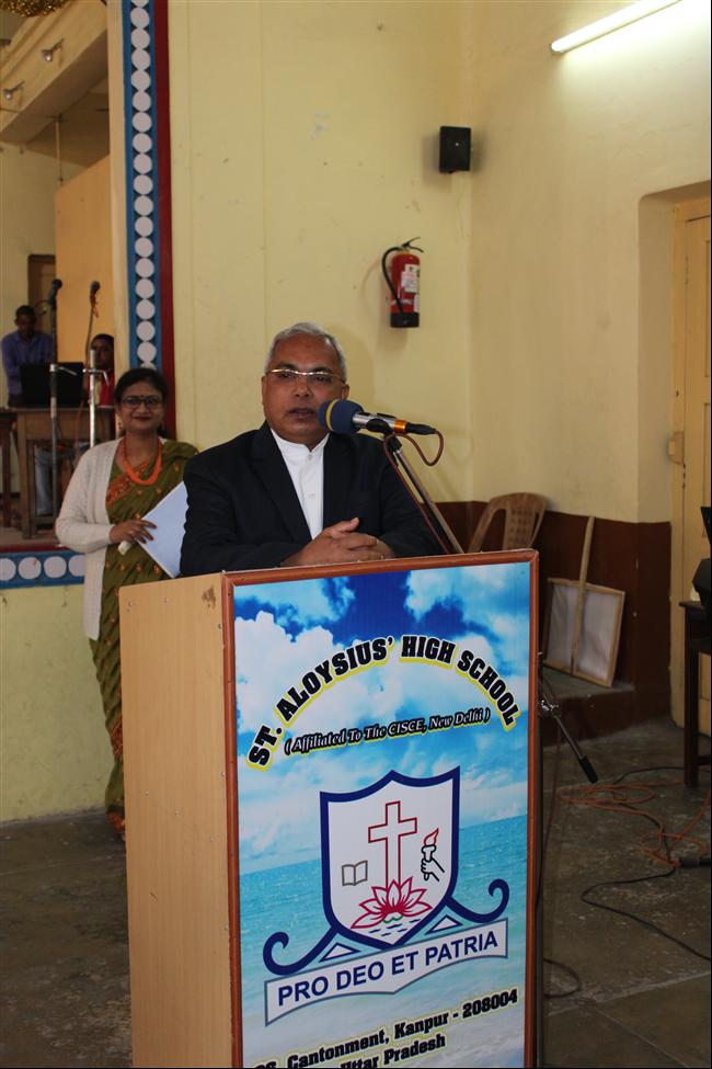 Birthday Celebration Of Rev. Fr. Walter D Silva