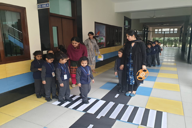 Activity- Road Safety Rules