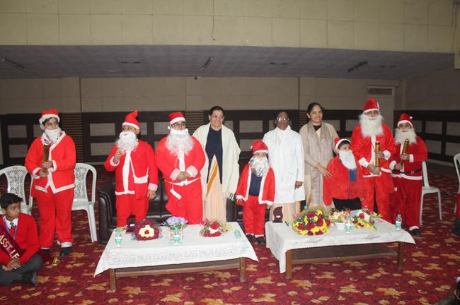 CHRISTMAS FUNCTION
