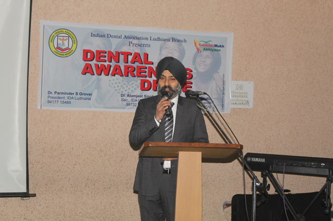 THE GIFT OF A HEALTHY SMILE- DENTAL AWARENESS PROGRAM