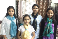 """""""Our Budding Guides!!"""""""