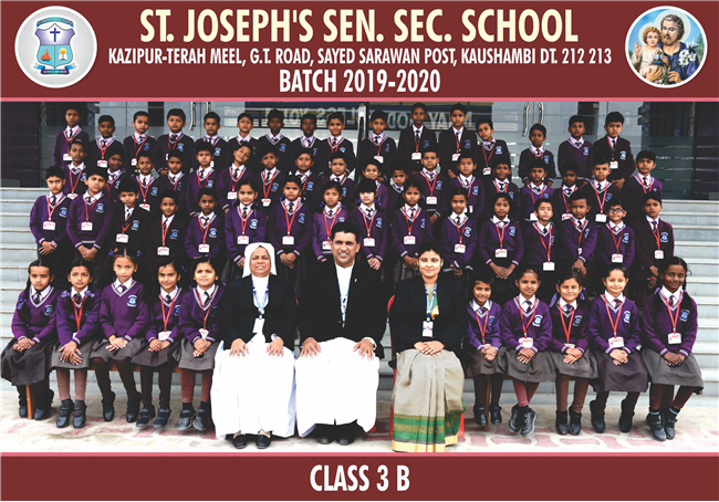 CLASS GROUP PHOTO (SESSION 2019-20)