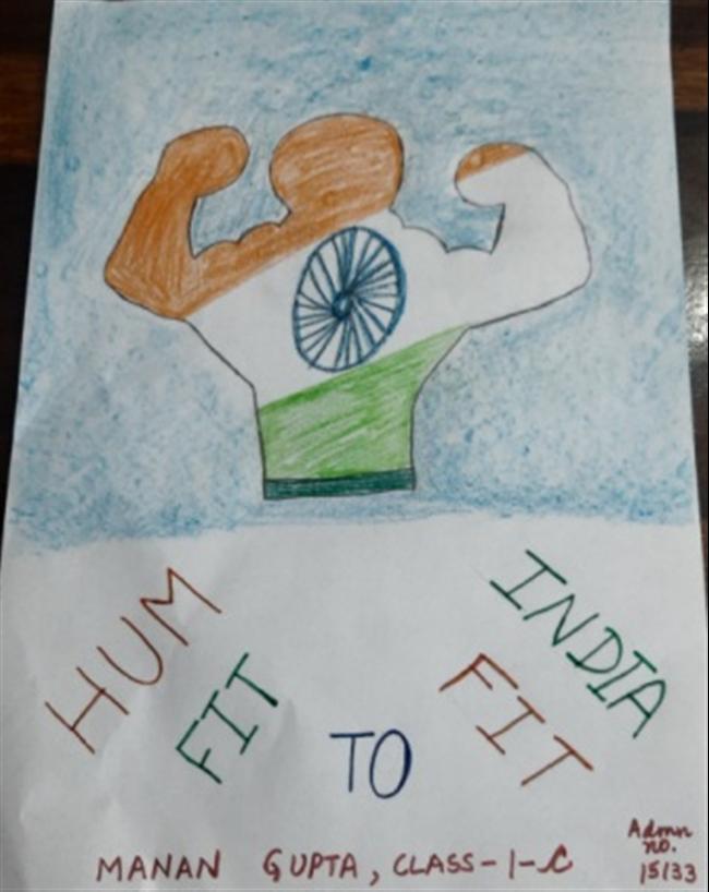 FIT INDIA WEEK CELEBRATION 2020