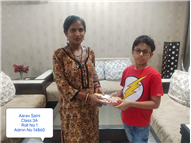 Good Deeds by Class 3 Students